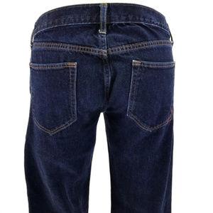 Banana Republic Vintage Straight Indigo Jeans